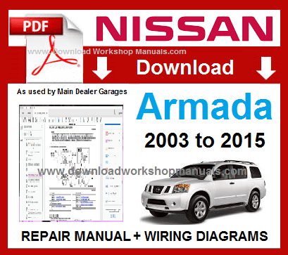 Nissan Armada Workshop Repair Manual
