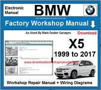 BMW X5 repair manual