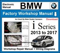 BMW i Series Workshop Service Repair Manual Download