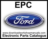 FORD EPC Electronic Parts Catalogue Catalog