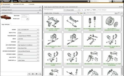 Ford electronic parts catalogue download