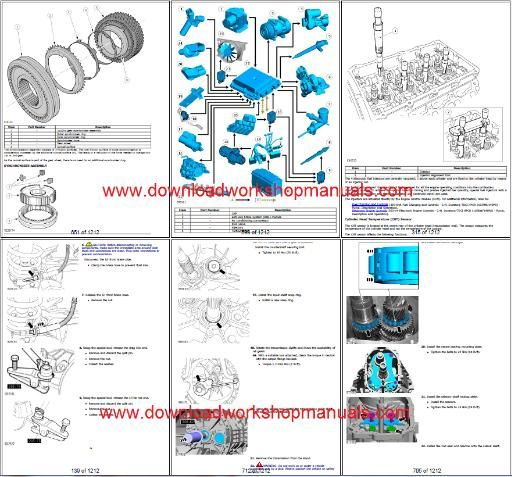Land Rover Defender Service Repair Workshop Manual Download
