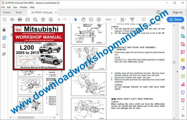Diagram  Mitsubishi Pajero Electrical Wiring Diagrams