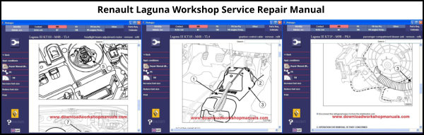 Renault Laguna Repair Manual
