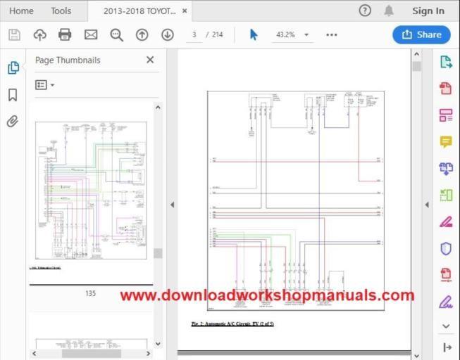toyota rav4 workshop repair manual. Black Bedroom Furniture Sets. Home Design Ideas