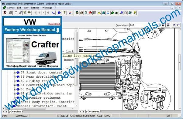 VW_Volkswagen_Crafter_Workshop_Manual Range Rover Seat Wiring Diagrams on c6 corvette, lexus power, w203 memory, vw mk3 heated, c5 corvette, hhr heated, chevy cobalt heated, pt cruiser, audi a4 electric, honda power,