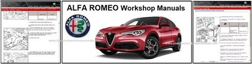 Alfa Romeo Workshop Repair Manuals Download