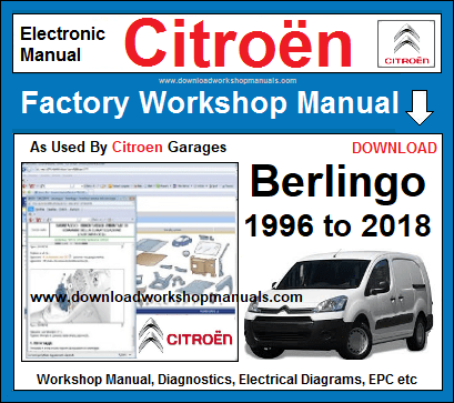 citroen berlingo wiring diagram pdf citroen berlingo workshop repair manual  citroen berlingo workshop repair manual