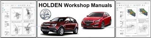 Holden Service Repair Workshop Manuals Download