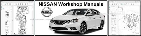 Nissan Service Repair Workshop Manual Downloads