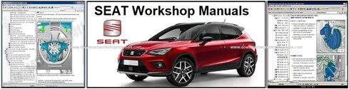 Seat Service Repair Workshop Manuals Download