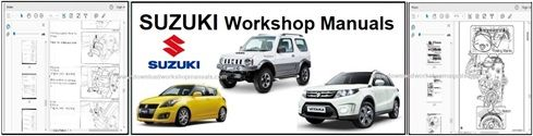 Suzuki Service Repair Workshop Manual Download