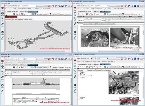 Mercedes Slk Class Workshop Service Repair Manual