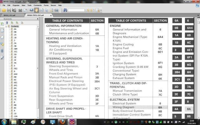 Suzuki Tis Workshop Manual